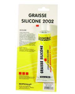 Grasa silicona en tubo 100 g