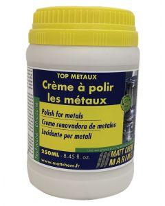 Crema pulidora TOP METAUX
