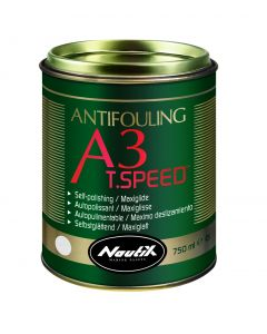 A3 T Speed 750 ml Negro