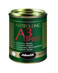 A3 T Speed 2,5 L Negro