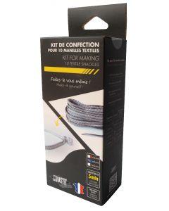 Kit de confección grillete textil