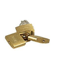 Candado latón estándar misma llave