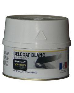 Gelcoat blanco acelerado parafinado