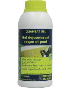 "Renovador para el Gelcoat ""CLEANBAT GEL"""