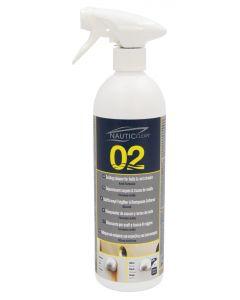 Renovador casco - 02 NAUTIC CLEAN