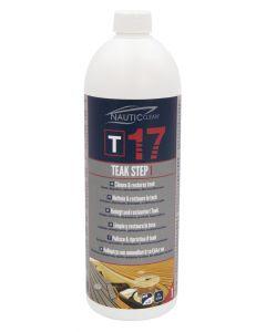 Limpiador teck - 17 NAUTIC CLEAN 1 litro