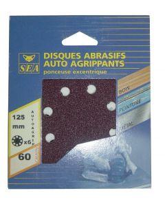 Discos abrasivos Ø 125