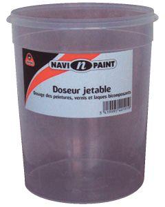 Dosificador desechable
