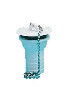 Desagüe para lavabo plástico