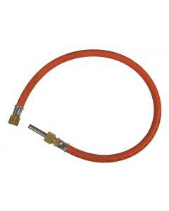 Tubo flexible gas Racor G1/4 - conector 8 mm