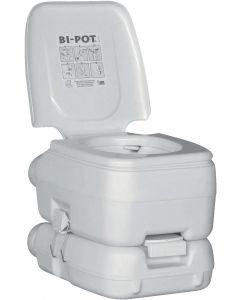 WC químico Bi-Pot Estándar