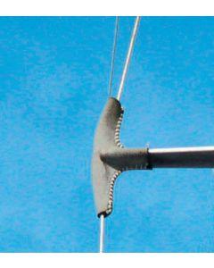 Protección de crucetas cuero 2 alturas