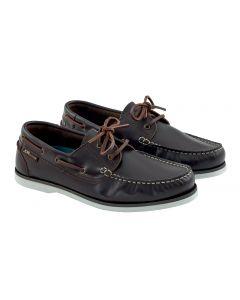 Zapatos Crew Cuero