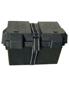 Caja portabatería reforzada