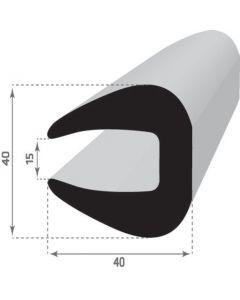 Regala conexión casco-cubierta