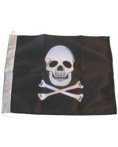 Bandera Jolly Roger (24 x 30 cm)