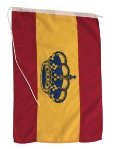 Pabellón en estambre de poliéster España náutica de recreo