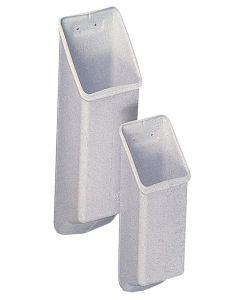 Estuche para manivelas de PVC De forma angular