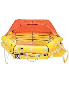 Balsas Salvavidas PLASTIMO Zona de navegación 2 y 3 Norma ISO 9650 - 1/Equipo SOLAS B