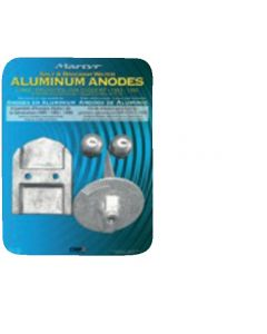 Ánodos aluminio