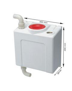 Depósito tapón por gravedad compacto RM 30 litros