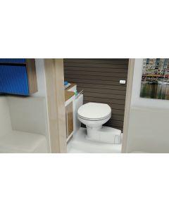 WC Sanibroyeur Maxlite+