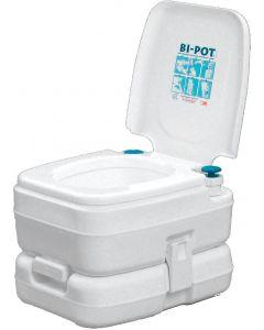 WC químico Bi-Pot Compacto 11 L
