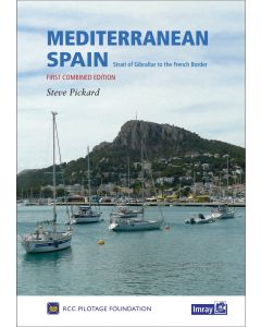 Guide Imray Mediterranean Spain
