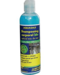 Champú corporal agua de mar AQUASALE 250 ml