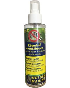 Repelente de mosquitos FLY