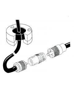Kit pasa cable de cubierta VHF