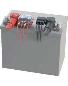 Bloc porta fusible baterías