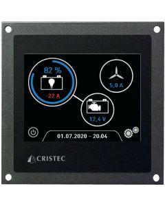 Controlador de batería CRISTEC