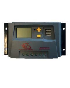 Regulador de carga PWM 10 A