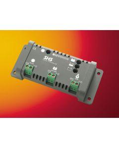 Regulador de carga para intensidad 10 A 12V