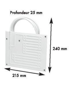 Evaporador para BD35F DOMETIC