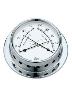 Termómetro hidgrómetro 83 Inox poli