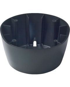 Piedestal negro