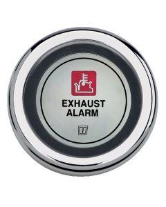 Testigo de alarma de temperatura del motor