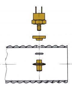 Sensor de temperatura del motor