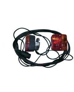 Kit luz trasera con cableado