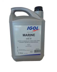 Aceite IGOL MARINO SAE30