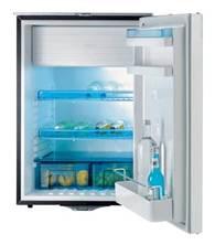 Installation d'un réfrigérateur à bord d'un bateau